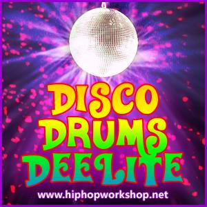 Product picture Disco Drums Deelite