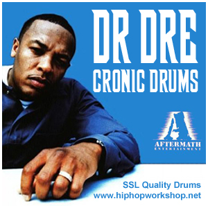 Product picture Dr Dre Chronic Drums