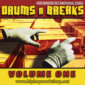 Product picture Drums n Breaks Volume One
