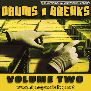 Product picture Drums n Breaks Volume Two