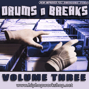 Product picture Drums n Breaks Volume Three