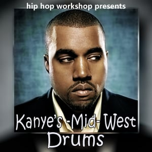 Product picture Kanye s  Mid  West Drums