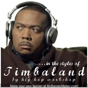 Product picture Drums ...In The Styles Of Timbaland